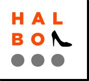 Sleva 5% na kvalitní obuv a módní doplňky na Halbo.cz